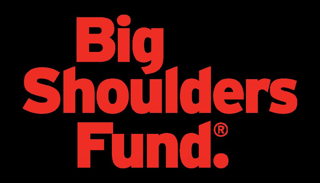 Big Shoulders Fund logo.