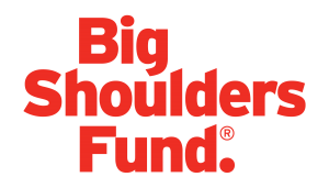 Big Shoulders Fund logo.