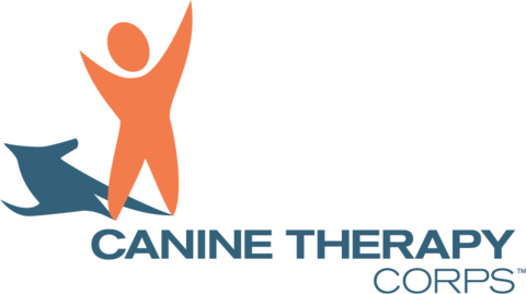 Canine Therapy Corps logo.